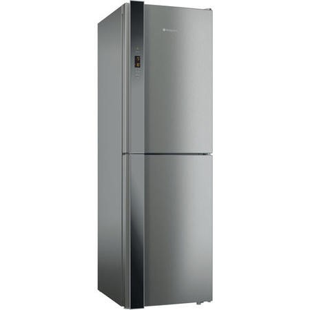 Hotpoint XUL85T3ZXOV Day 1 Technoloy Freestanding Fridge Freezer - Stainless Steel