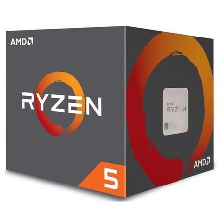 AMD Ryzen 5 1600 6 Core AM4 CPU/Processor with Wraith Spire 95W Cooler