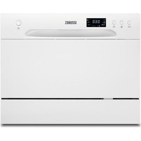 Zanussi ZDM17301WA 6 Place Freestanding Table Top Dishwasher - White