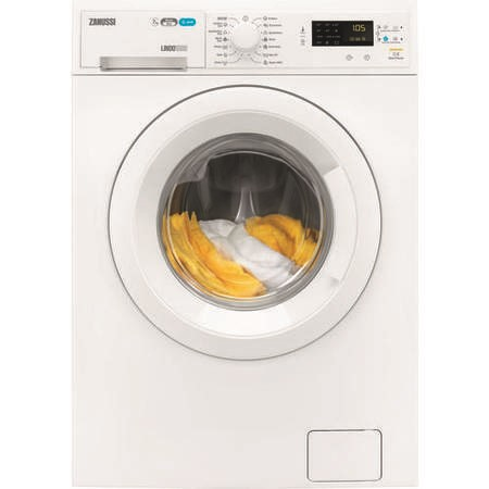 Zanussi ZWD71663NW 7kg Wash 4kg Dry 1600rpm Freestanding Washer Dryer - White