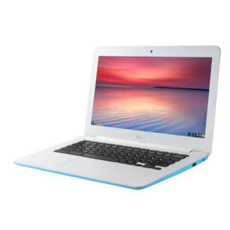 Refurbished Asus C300MA-RO056 Intel Celeron N2830 2GB 32GB 13.3 Inch Chromebook in Blue
