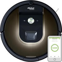 iRobot roomba980 Robot Vacuum Cleaner with Dirt Detect WIFI Smart App & HEPA Filter