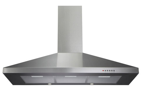 ECH101SS chimney cooker hood