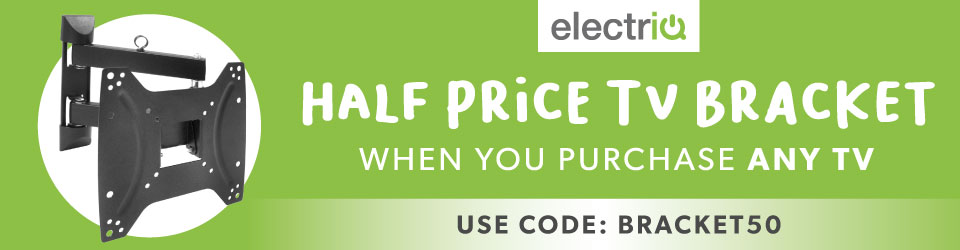 electriQ half price brackets