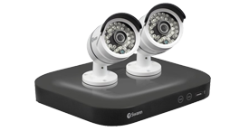 CCTV and Security category tile link.