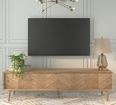 Wood TV Stands