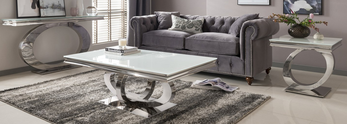 Orion Mirrored Collection