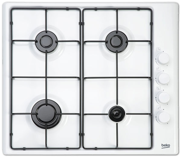 Beko four burner gas hob