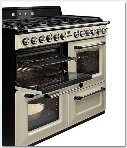 TR4110P1 range cooker